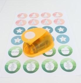 Etiketten für Teebeutel