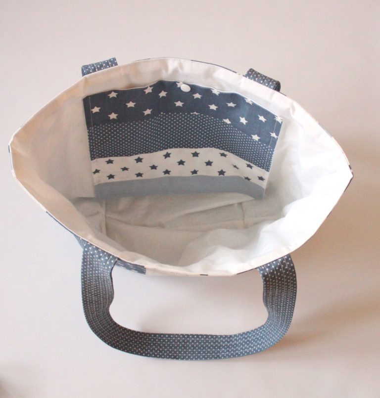 Innenseite Taschentausch-Tasche
