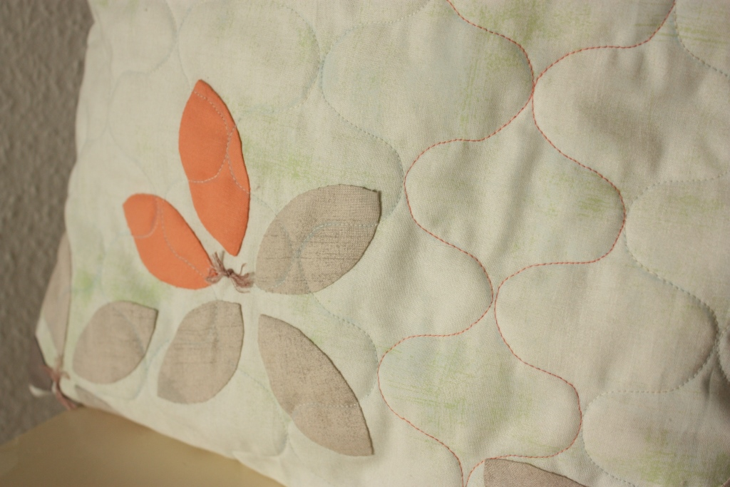 Quiltdesign Orange Peel