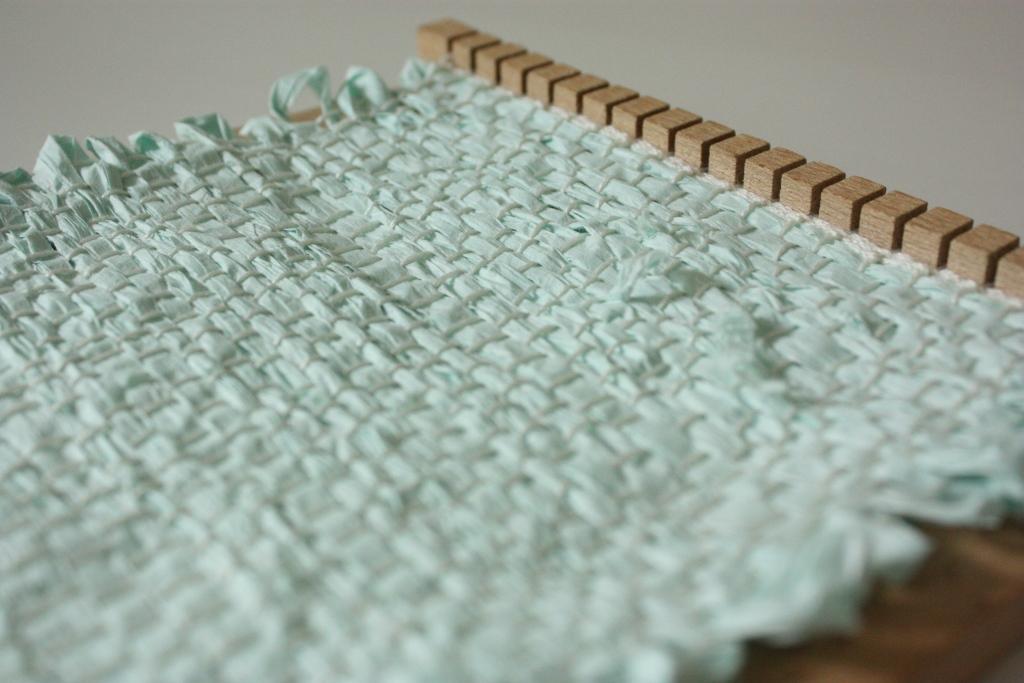 gewebtes Papier
