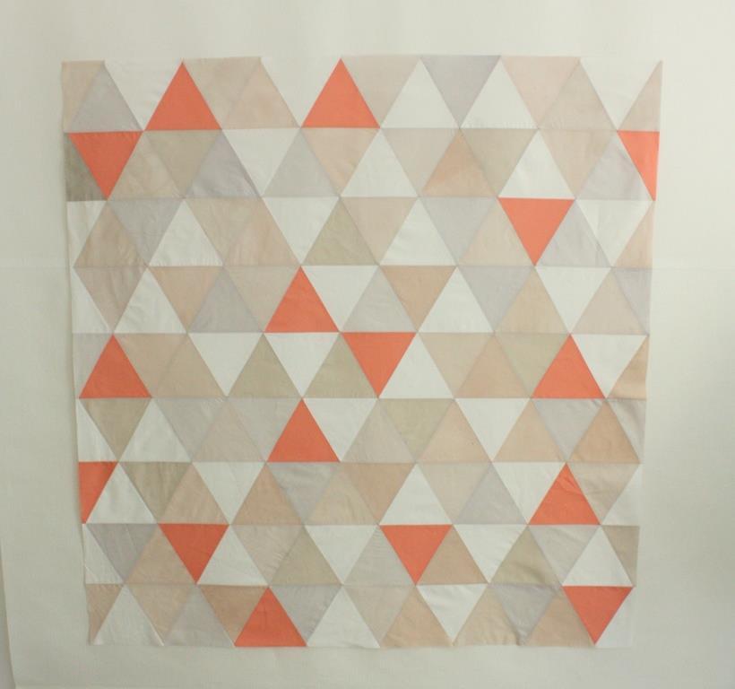 Dreiecksquilt