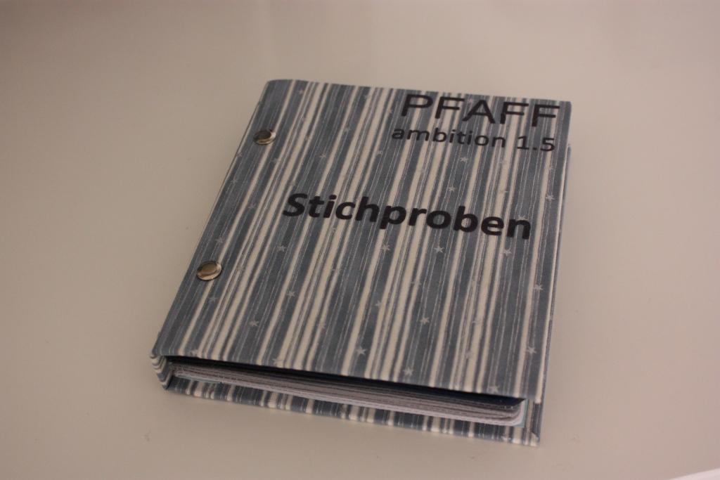 Stichproben-Buch