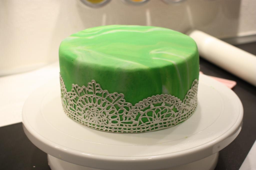 Fondant Kuchen